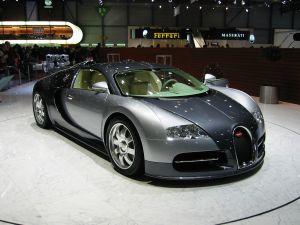 Der Bugatti Veyron 16.4 – ein Supersportwagen
